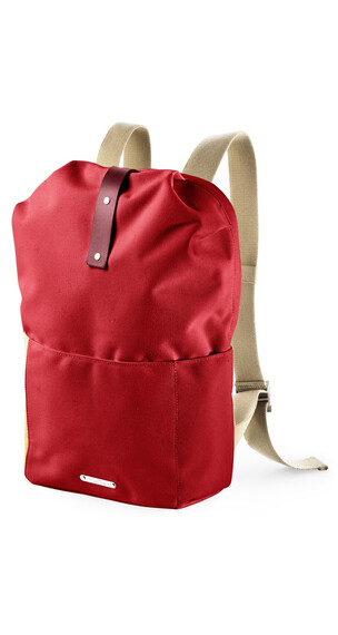 Brooks Dalston Knapsack Medium 20 L red / maroon